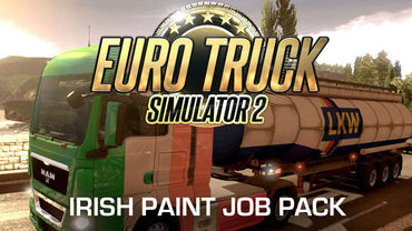 Euro Truck Simulator 2 Irish Paint Job Pack