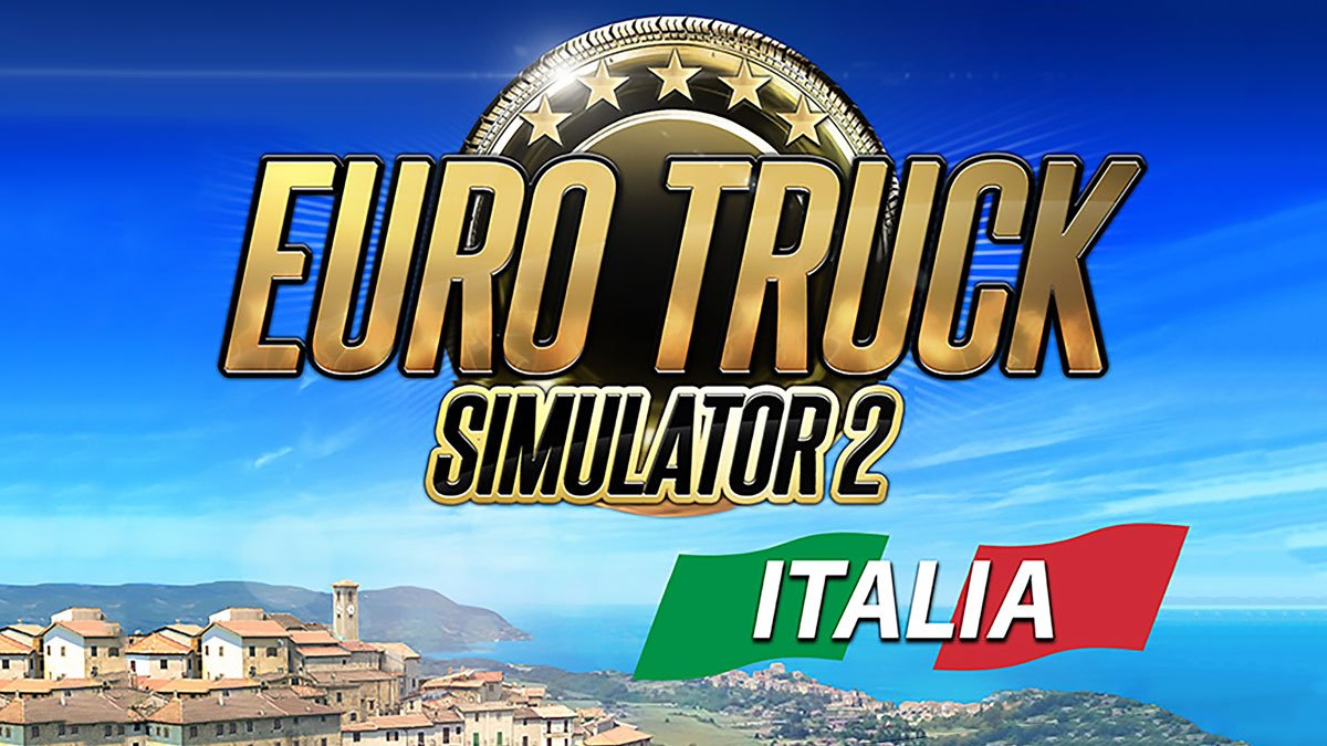 Euro Truck Simulator 2: Italia Add on