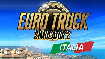 Euro Truck Simulator 2: Italia Add on (Early December)