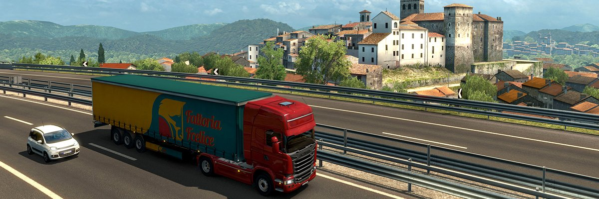 euro truck simulator 2 italia addon truck simulator. Black Bedroom Furniture Sets. Home Design Ideas