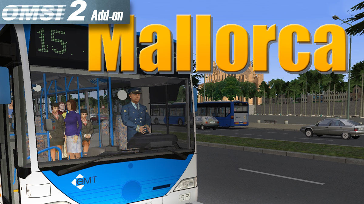 OMSI 2 - Add-on Mallorca