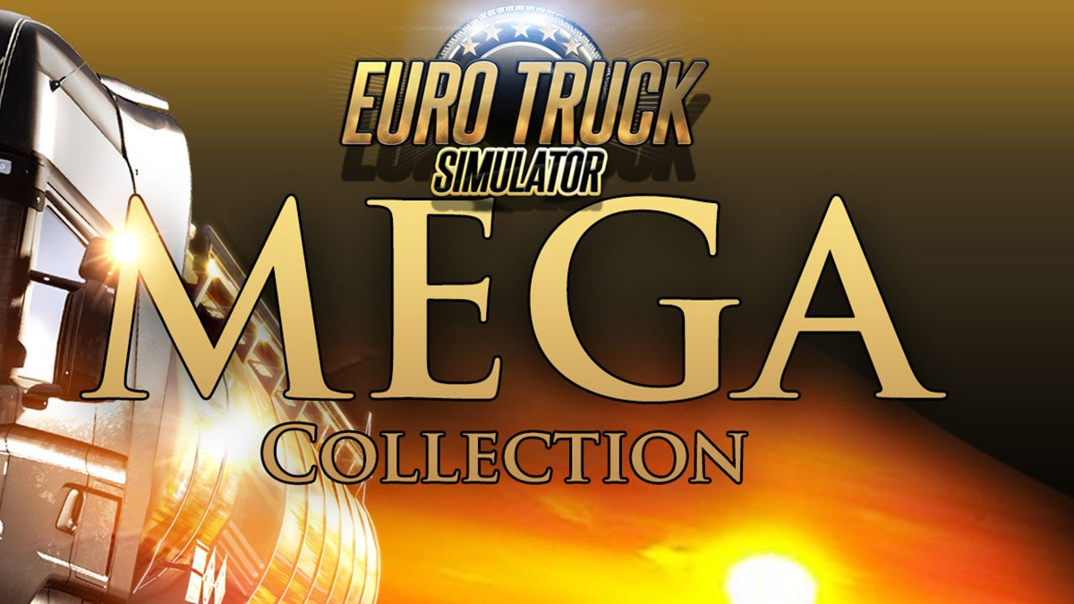 Euro Truck Mega Collection