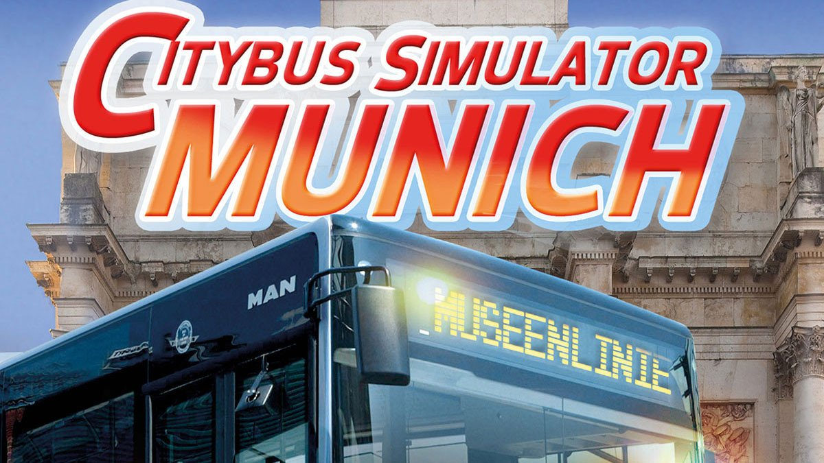 City Bus Simulator - Munich