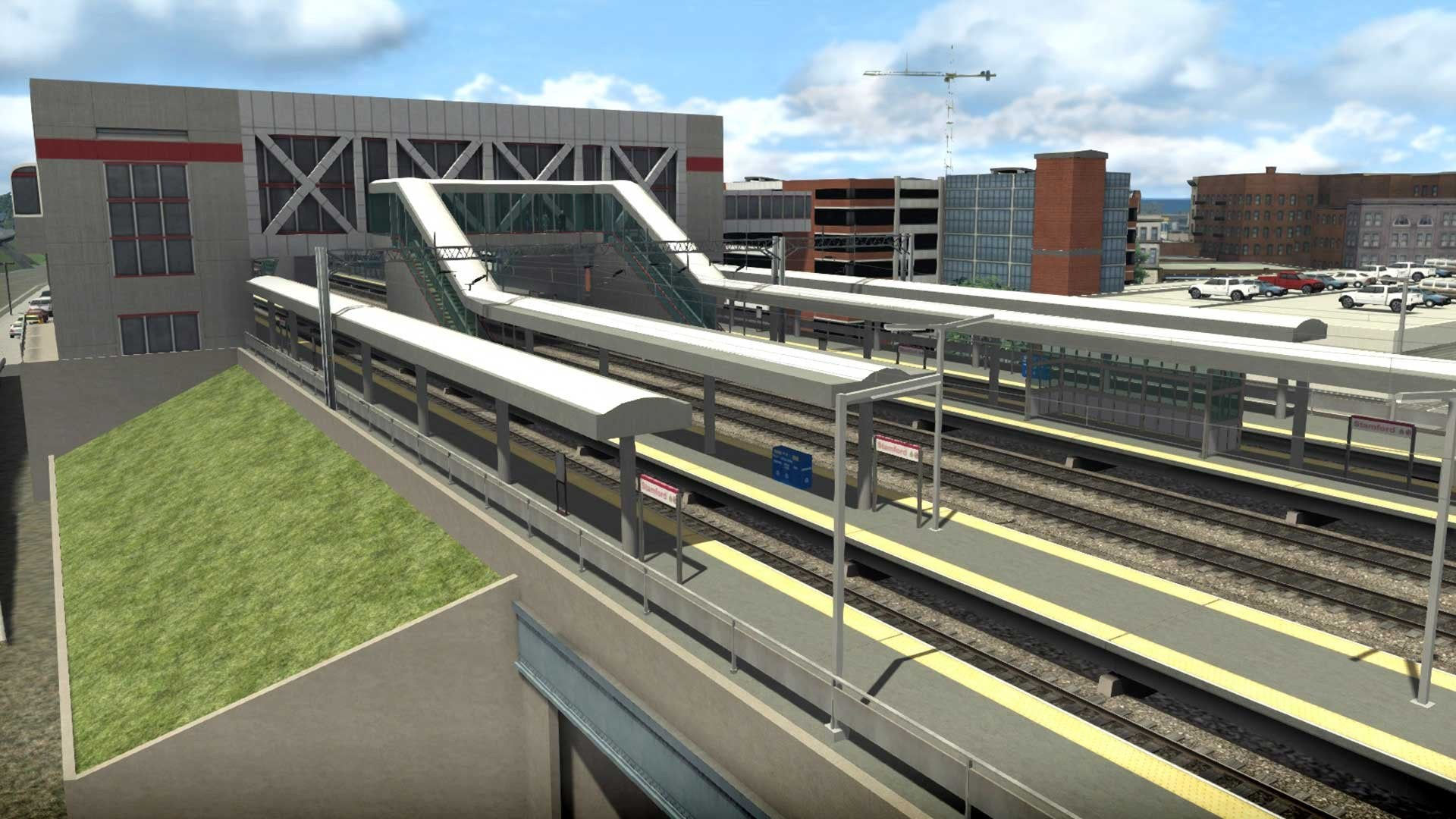 NEC: New York-New Haven Route Add-On