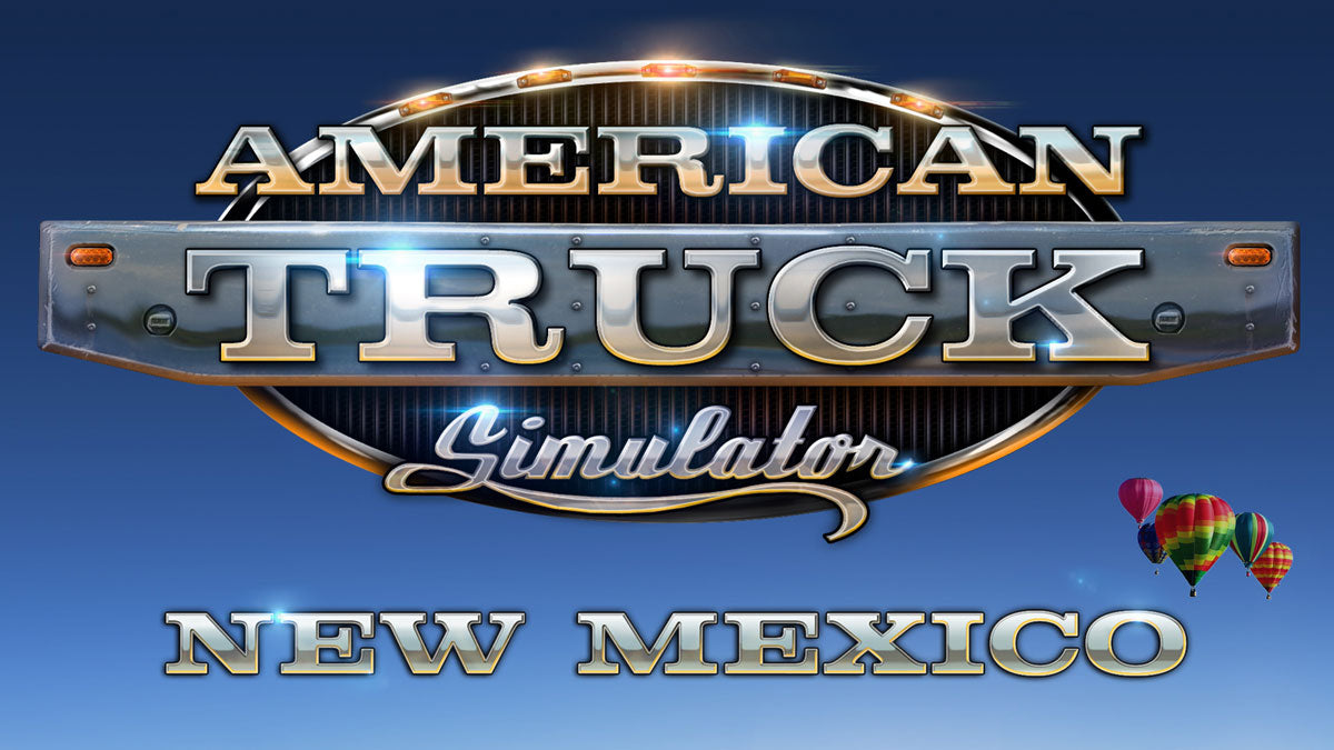 American truck Simulator: New Mexico Add-On