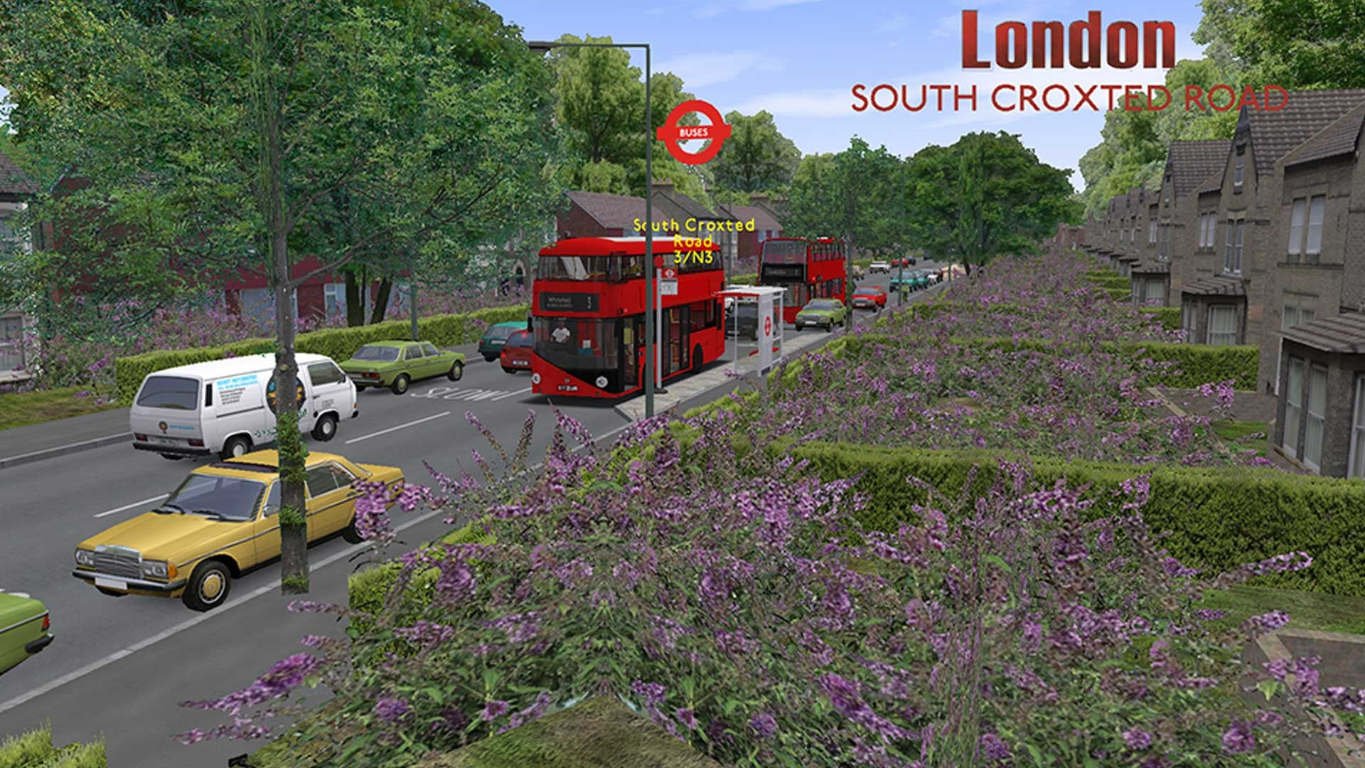 OMSI 2 - Add-on London (Pre-Order Now)