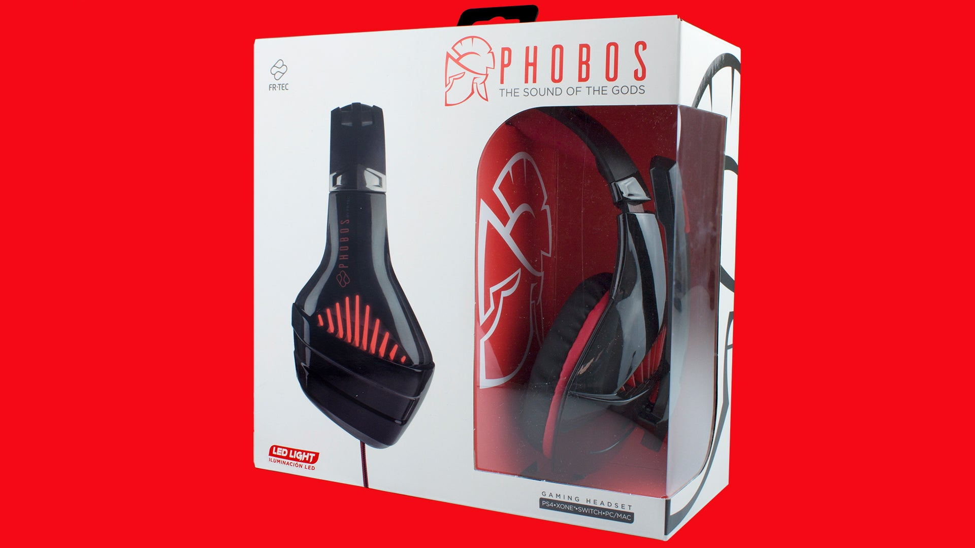PHOBOS Gaming Headset Range from Blade