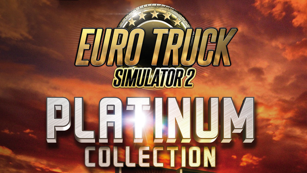 Euro Truck 2 Platinum Collection