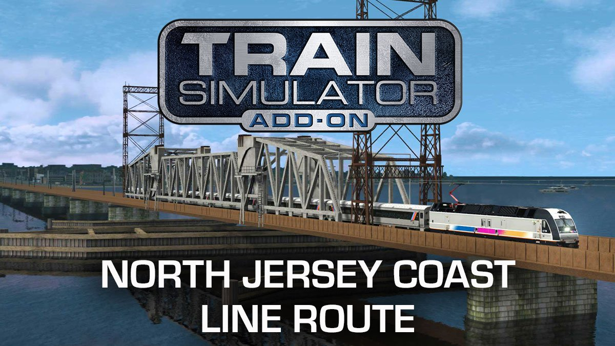 North Jersey Coast Line Route Add-On