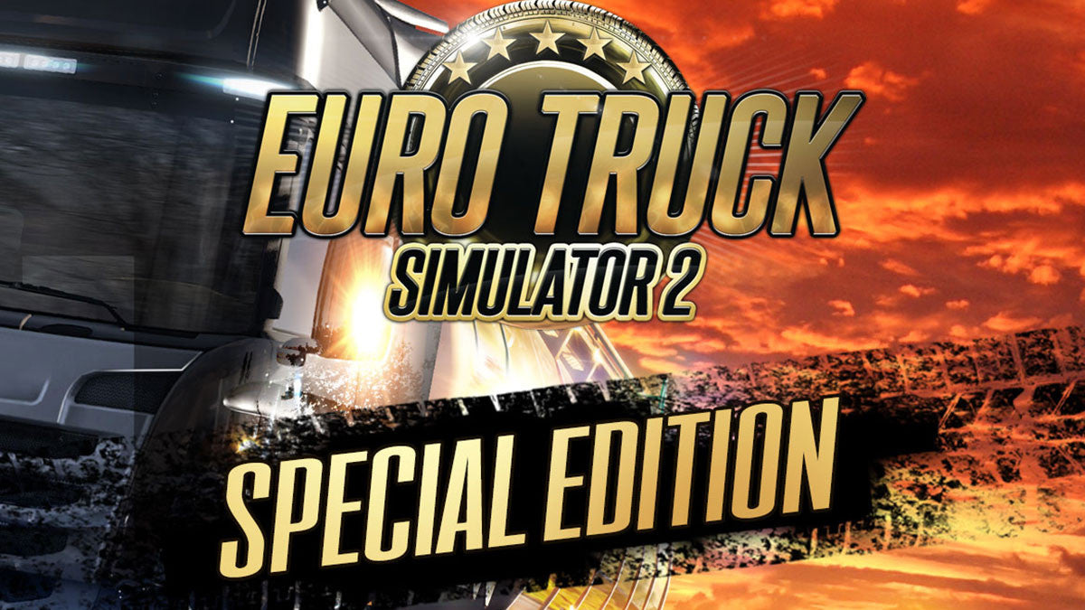 Euro Truck Simulator 2: Special Edition UK