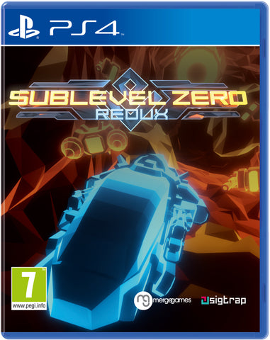 Sublevel Zero (PS4) - Available 24th February - Excalibur  - 1