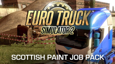 Euro Truck Simulator 2 Scottish Paint Job Pack