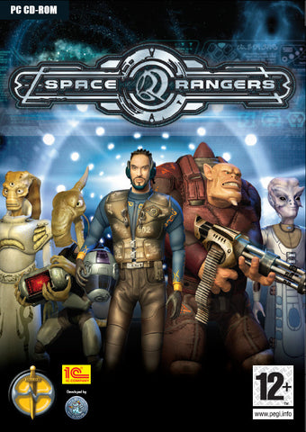 Space Rangers - Excalibur