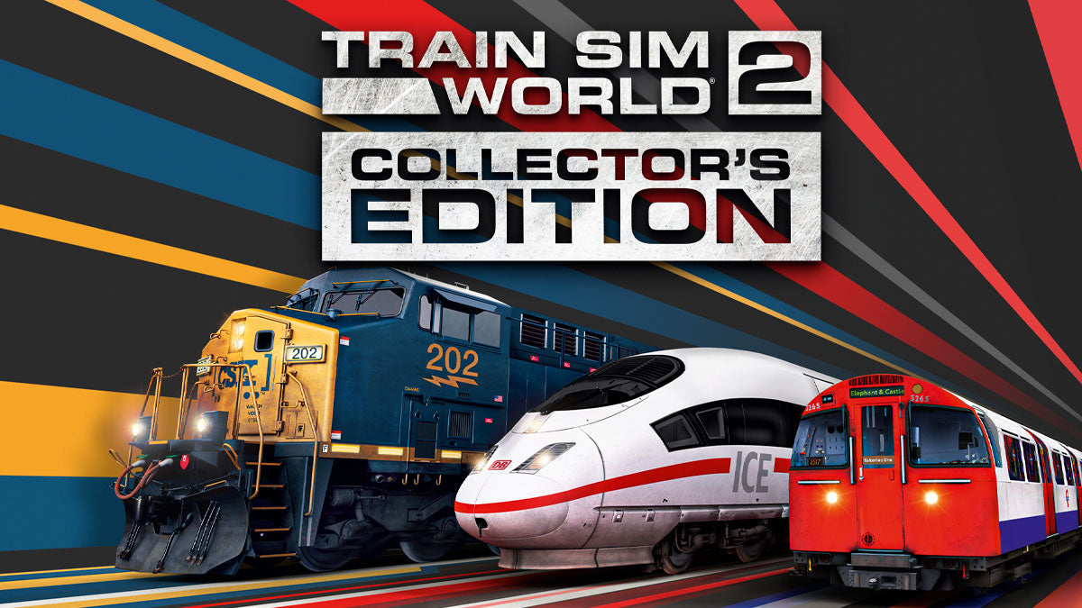 Train Sim World 2 Collector's Edition