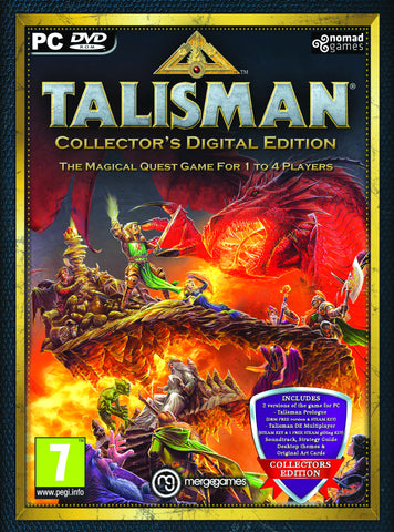 Talisman Prologue Collectors Edition - Excalibur  - 1