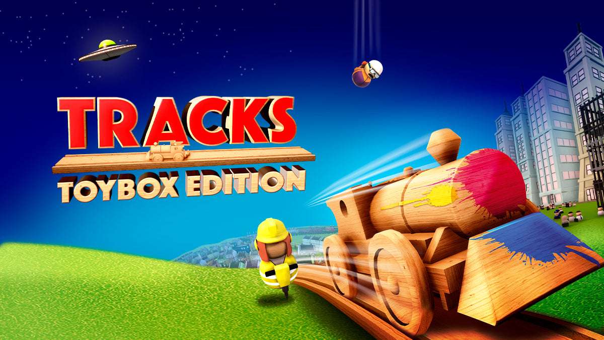 Tracks - Toybox Edition (Nintendo Switch)