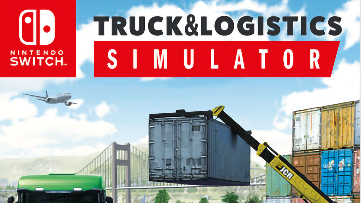 Truck and Logistics Simulator - Switch