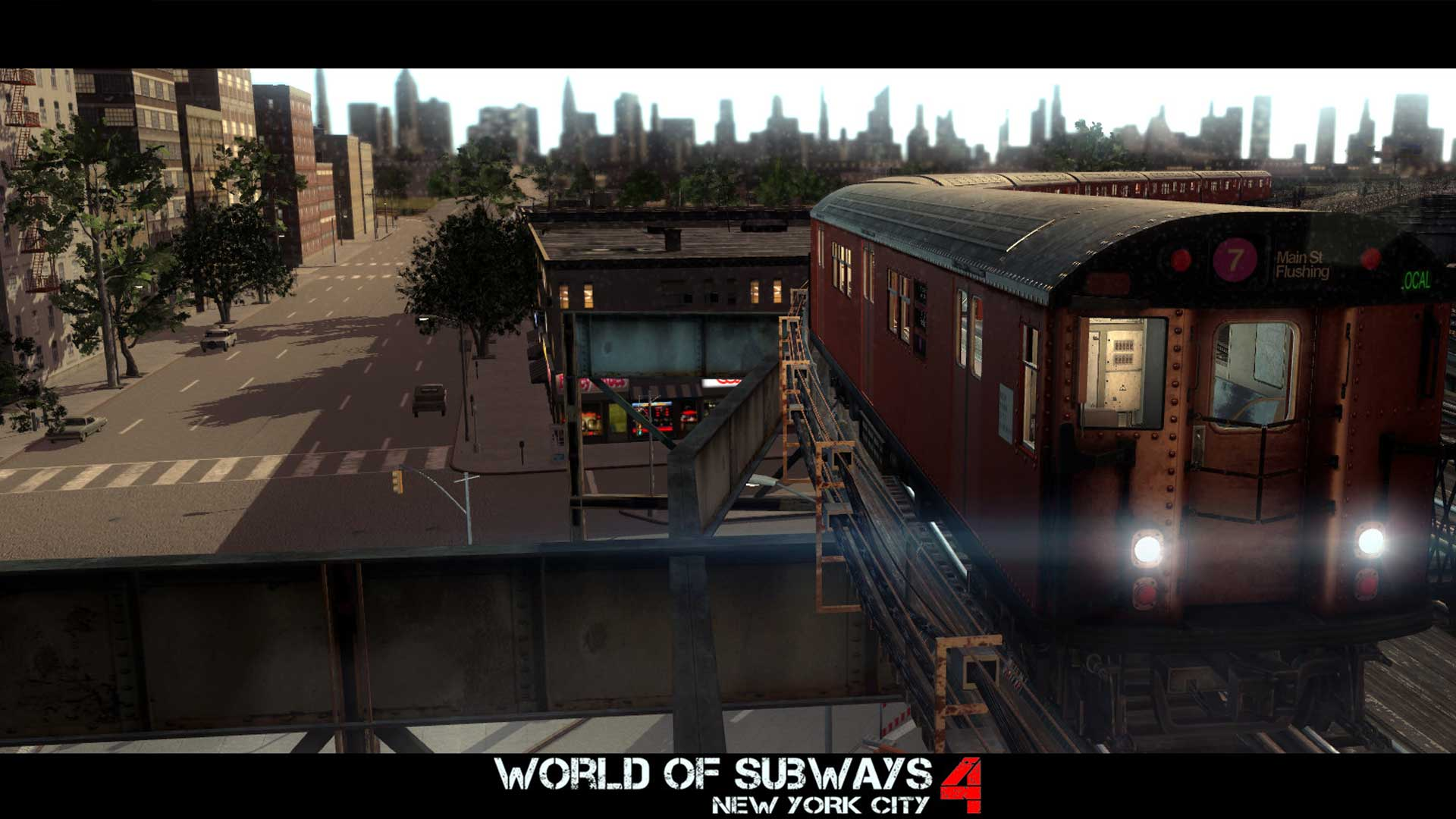 World of Subways 4 - New york