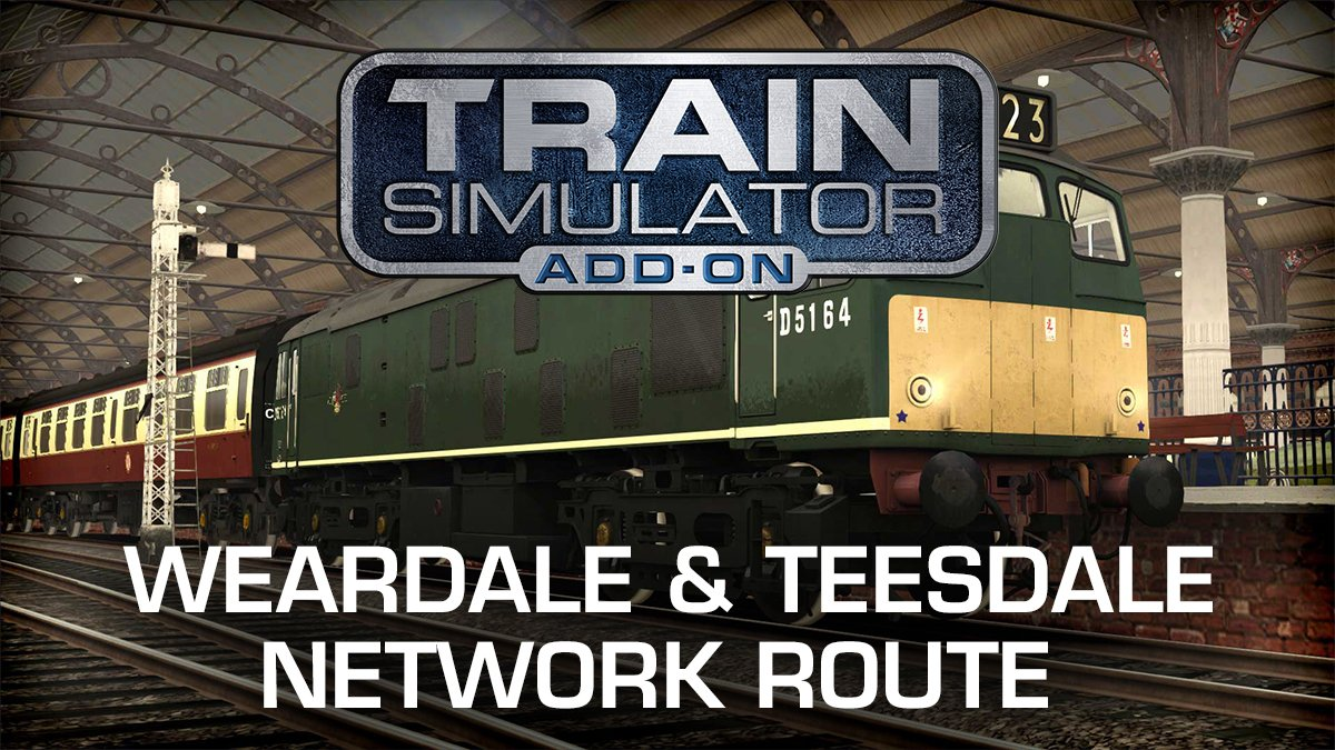 Weardale & Teesdale Network Route Add-On