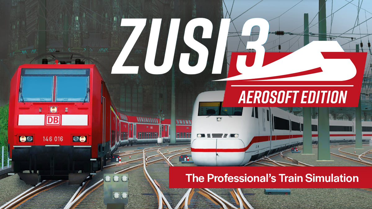 Zusi 3 Aerosoft Edition Train Simulator