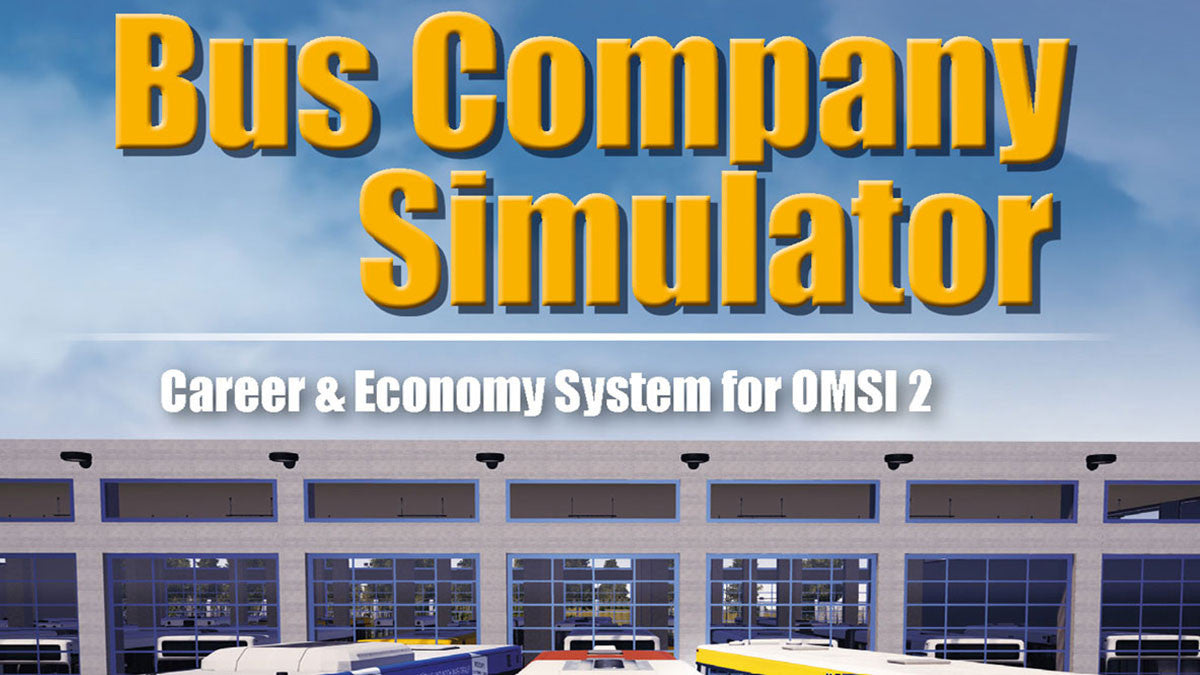 OMSI 2 - Add-on Bus Company Simulator