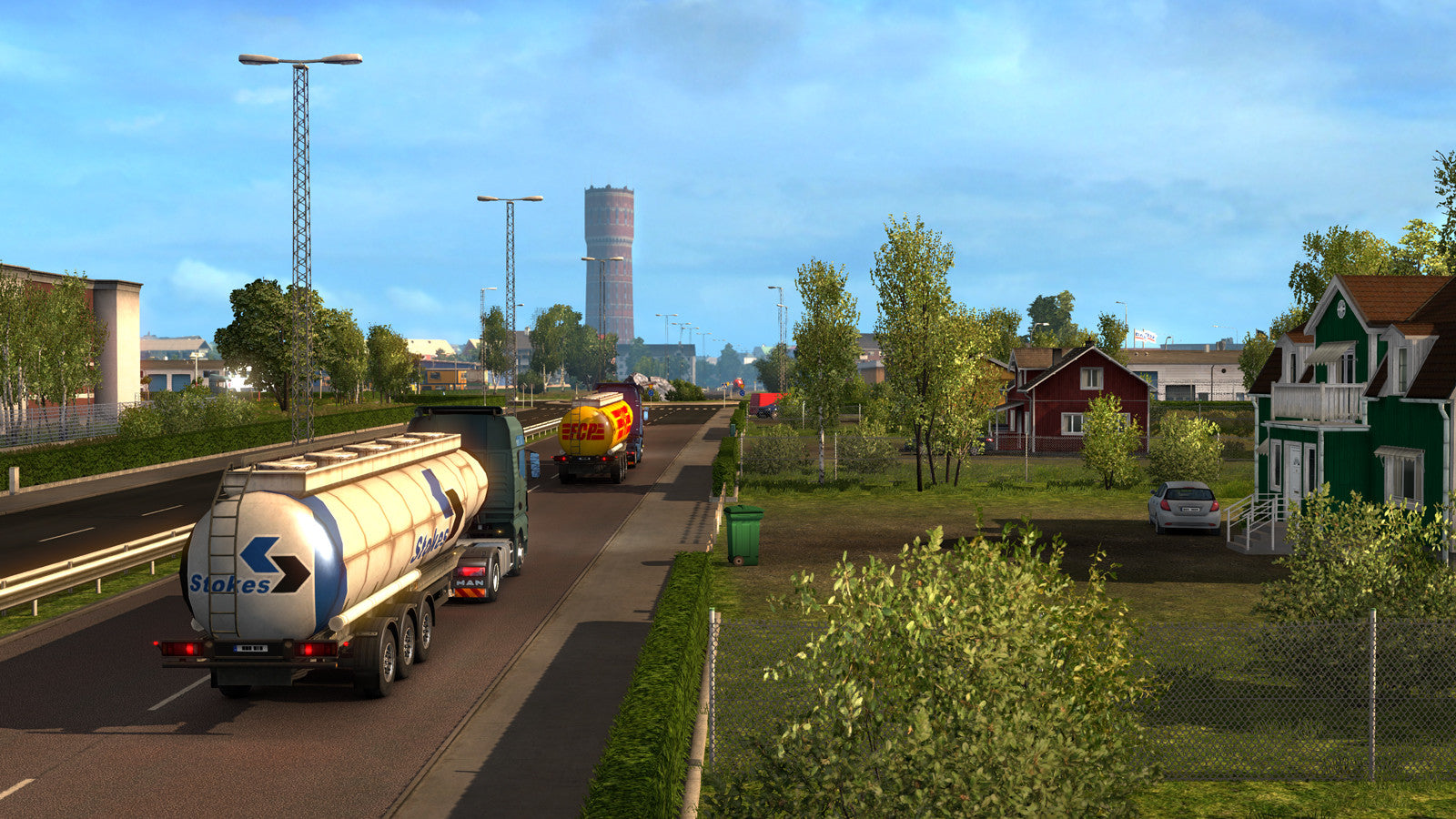 Euro Truck Simulator 2 - Scandinavia Add-on - Excalibur  - 2