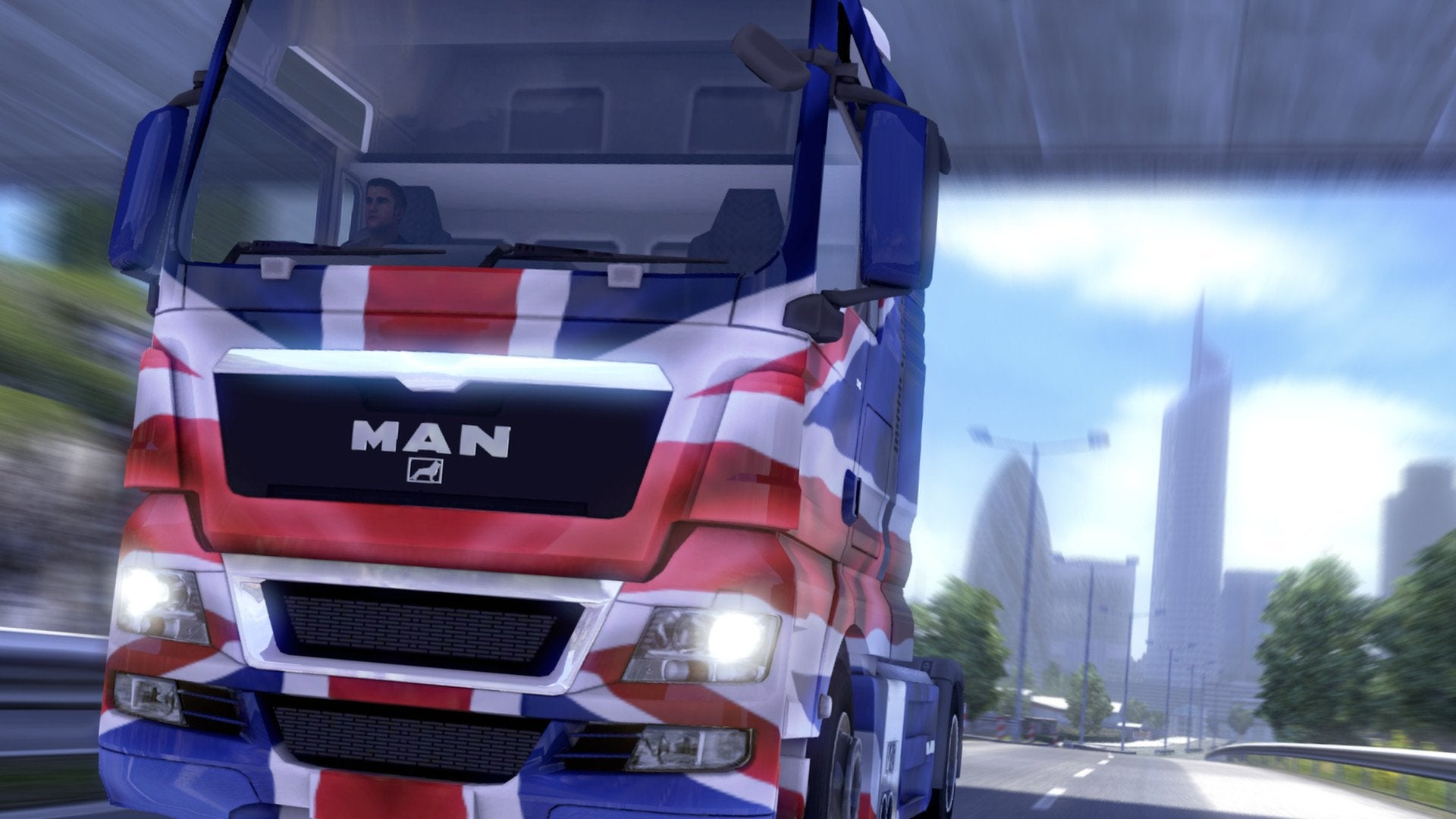 Euro Truck Simulator 2 UK Paint Job Pack - Excalibur  - 2