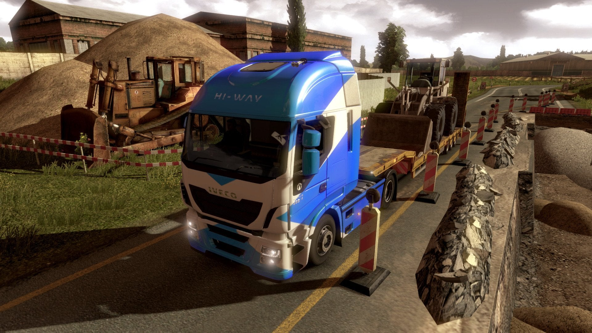 Euro Truck Simulator 2 Scottish Paint Job Pack - Excalibur  - 2