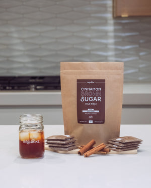 Cinnamon Brown Sugar Cold Brew Coffee