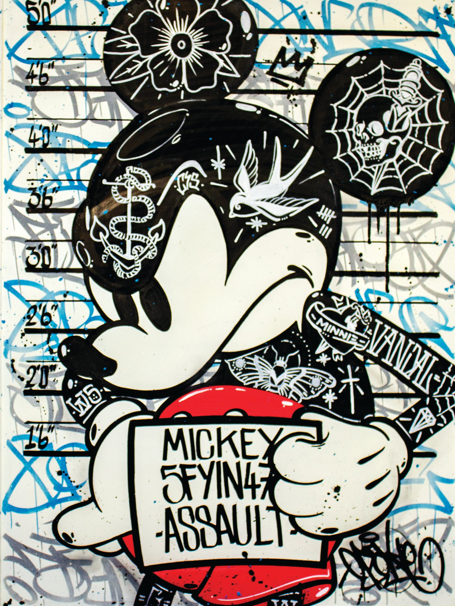 Mickey Assault