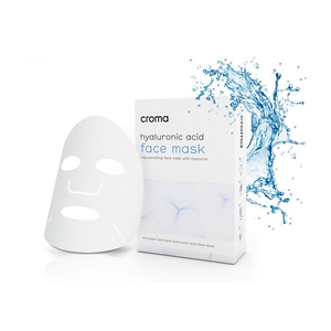 Load image into Gallery viewer, CROMA HYALURONIC ACID FACE MASK