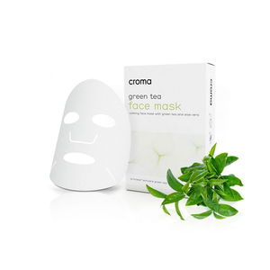 CROMA GREEN TEA FACE MASK