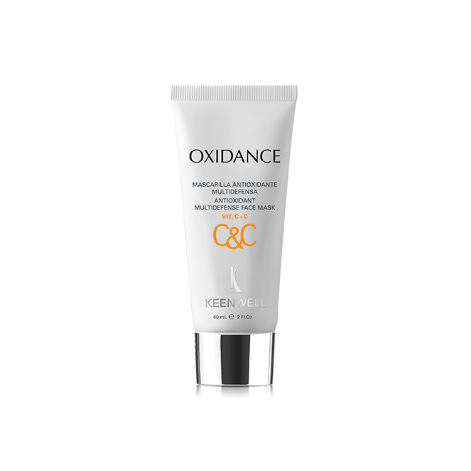 Load image into Gallery viewer, ANTIOXIDANT MULTIDEFENSE FACE MASK VIT C+C