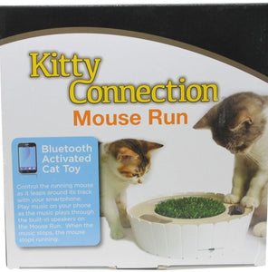 Kitty Connection Bluetooth Burrow Mouse