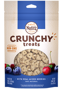 Nutro Crunchy Treat Berry 10oz