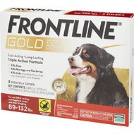 Frontline Gold Dogs 89-132 lbs.
