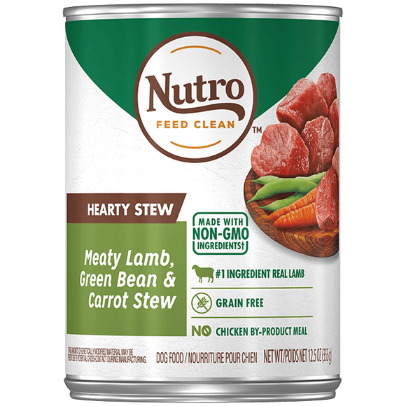 Nutro Lamb & Rice Ad Stew 12.5oz Can