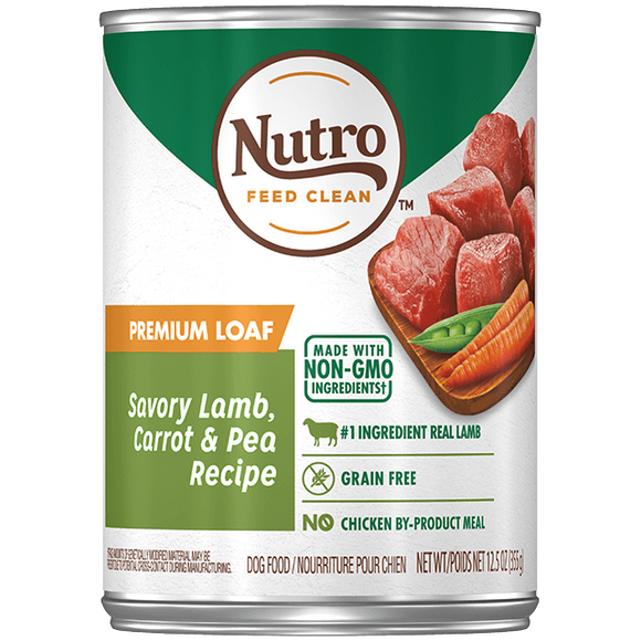 Nutro Lamb & Rice Adult 12.5oz Can