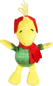 Peanuts Holiday Plush Toy 6""