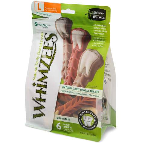 Whimzees Brushzees Large Value Pack