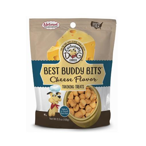 Excl. Dog Best Buddy Bits Cheese 5.5oz