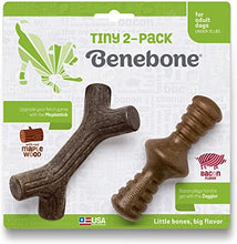 Load image into Gallery viewer, Benebone Tiny 2-Pack