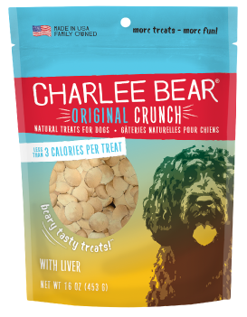 Charlee Bear Liver Treats 16oz