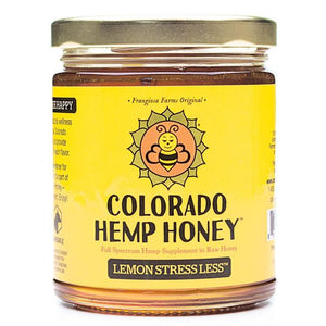 Colorado Honey Lemon Stress