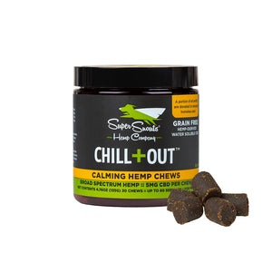 Chill+Out Chews 30ct Chews, Super Snouts