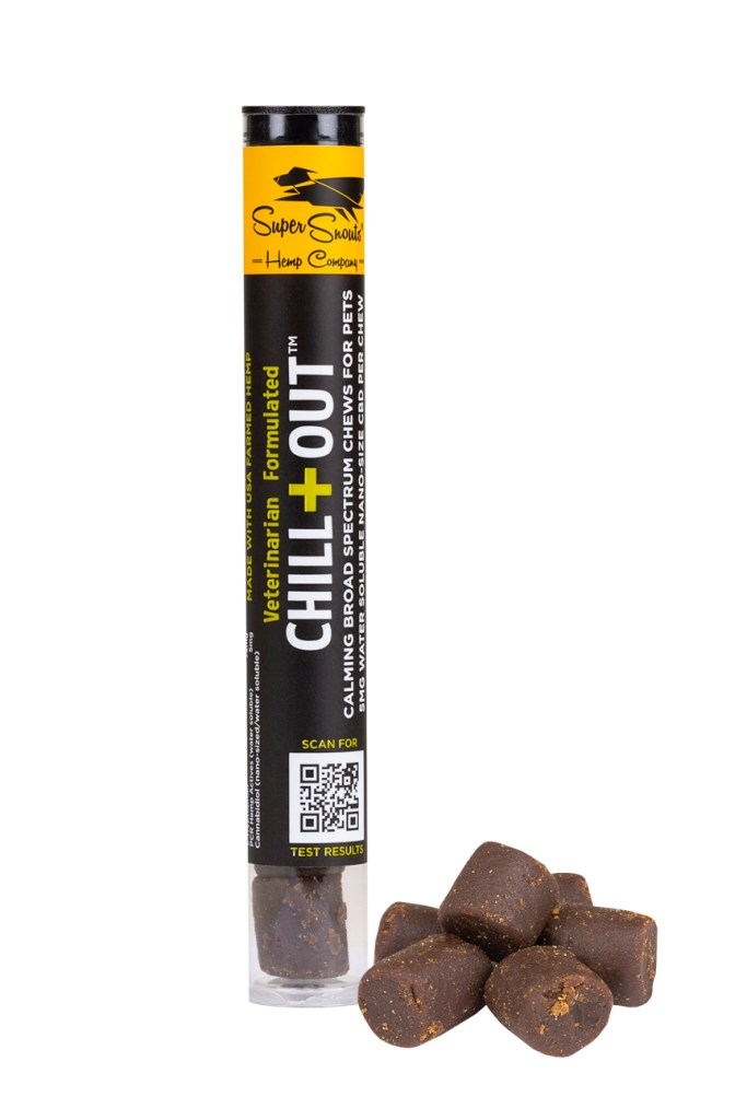 Chill+Out Chews 6ct Tube, Super Snouts