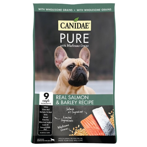 Canidae Pure with Wholesome Grains Real Salmon and Barley Formula
