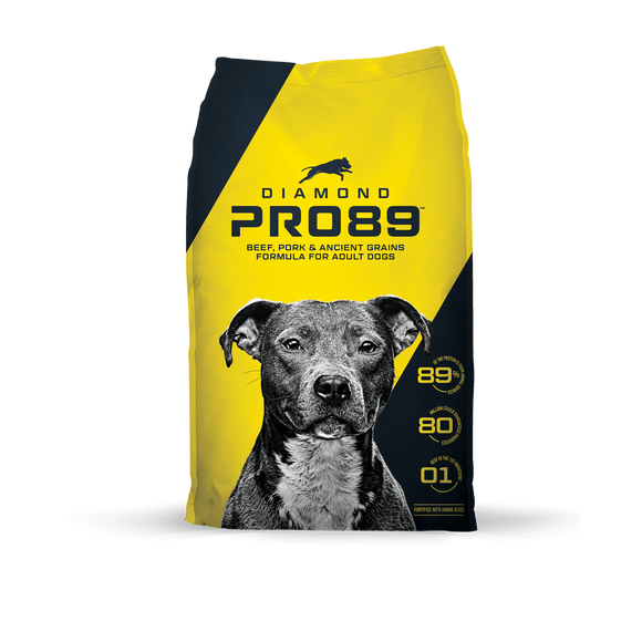 Diamond PRO89 Beef/Pork Ad Dog 40#