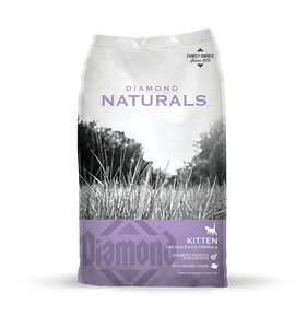 Diamond Naturals Kitten 6lb. Bag