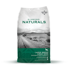 Diamond Naturals Lg Breed Chicken 40#